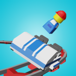 Roller Coaster 2  APK MOD or Android