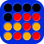 4 in a row – Board game for 2 players APK MOD