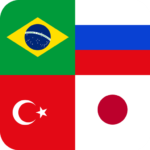 Country Flags and Capital Cities Quiz 2 APK MOD