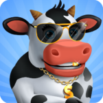 Idle Cow Clicker Games: Idle Tycoon Games Offline APK MOD