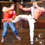 Kung fu fight karate Games: PvP GYM fighting Games APK MOD