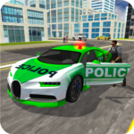 Police Chase Real Cop Driver 3d APK MOD