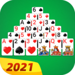 Pyramid Solitaire – Classic Solitaire Card Game APK MOD