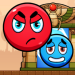 Red and Blue Ball APK MOD