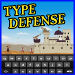 Type Defense – Typing and Writing Game APK MOD