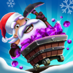 Idle Miner Clicker Games: Miner Tycoon Games 2021 APK MOD