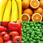 Fruit and Vegetables, Nuts & Berries: Picture-Quiz APK MOD