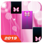 Piano Rose Tile Butterfly 2021 APK MOD