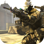 Special counterattack – Team FPS Arena shooting APK MOD