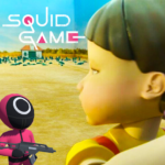 Squid Game Mobile Challenge Red Green Simulator APK MOD
